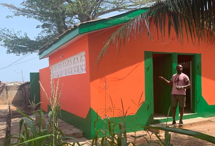 Bob school, Ghana